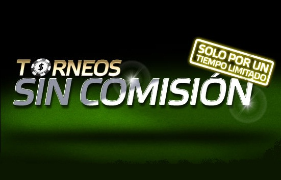torneos sin comision