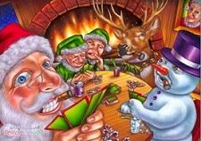 navidad poker