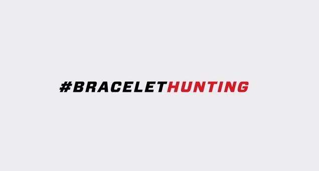 bracelethunting