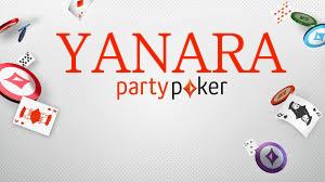 yanara partypoker