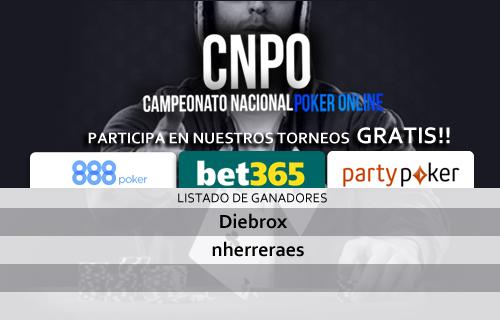 ganadores cnpo 01092014
