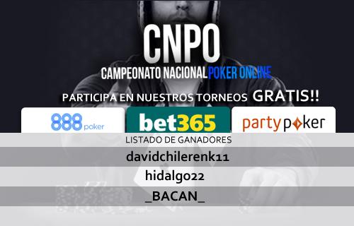 ganadores cnpo 22092014