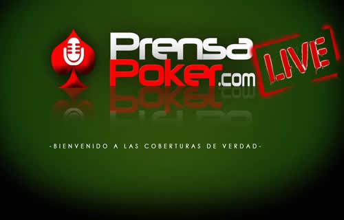 PrensaPoker live 500x320