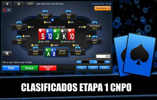 clasificados 888poker 17032015