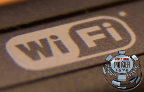 wifi gratis wsop