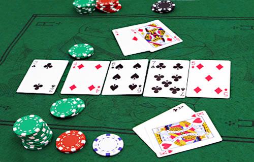 poker juego sencillo