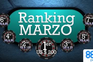 ranking marzo