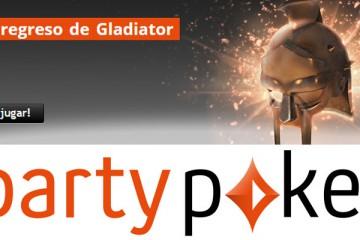 PartyPoker El Gladiador