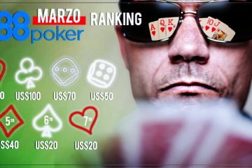 888 Poker marzo