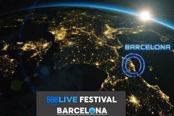 888Live Festival de Barcelona