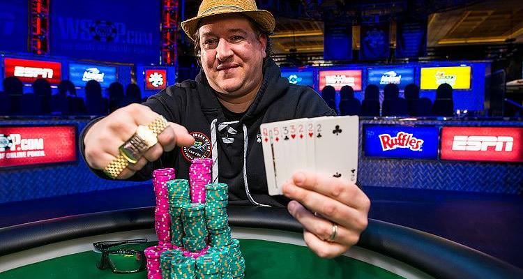 Jugadore de poker