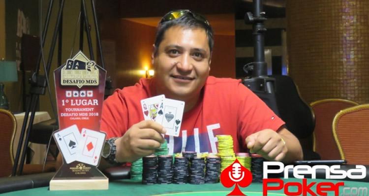 Miguel Cisternas Calama