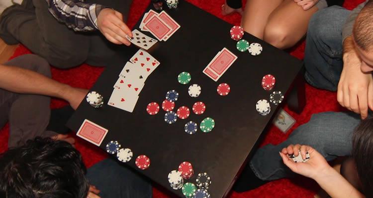 poker en casa