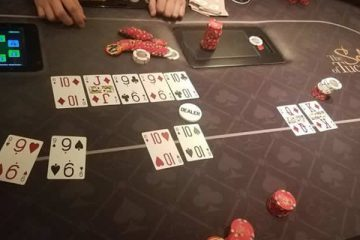 sick poker cooler