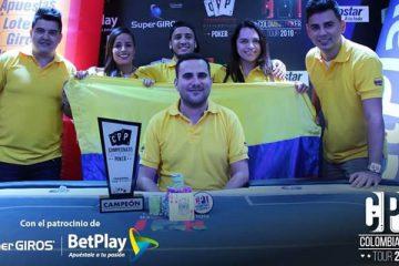 colombia poker