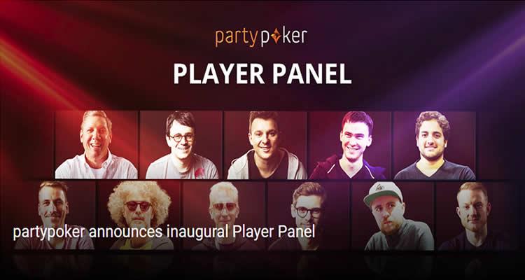 player panel
