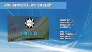 Serie 3Bet IP