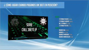 Serie Call 3Bet IP