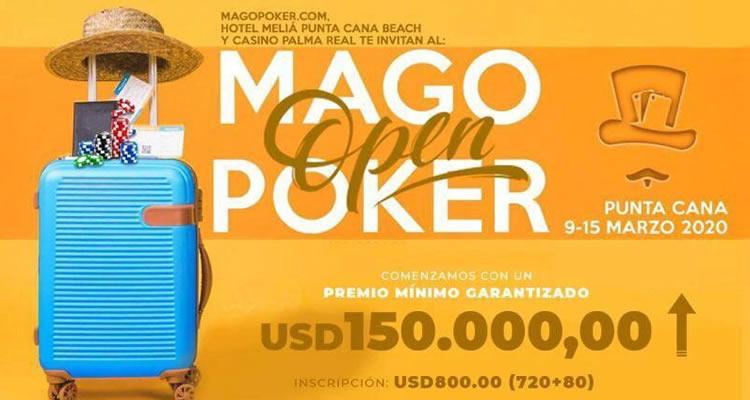 mago poker open