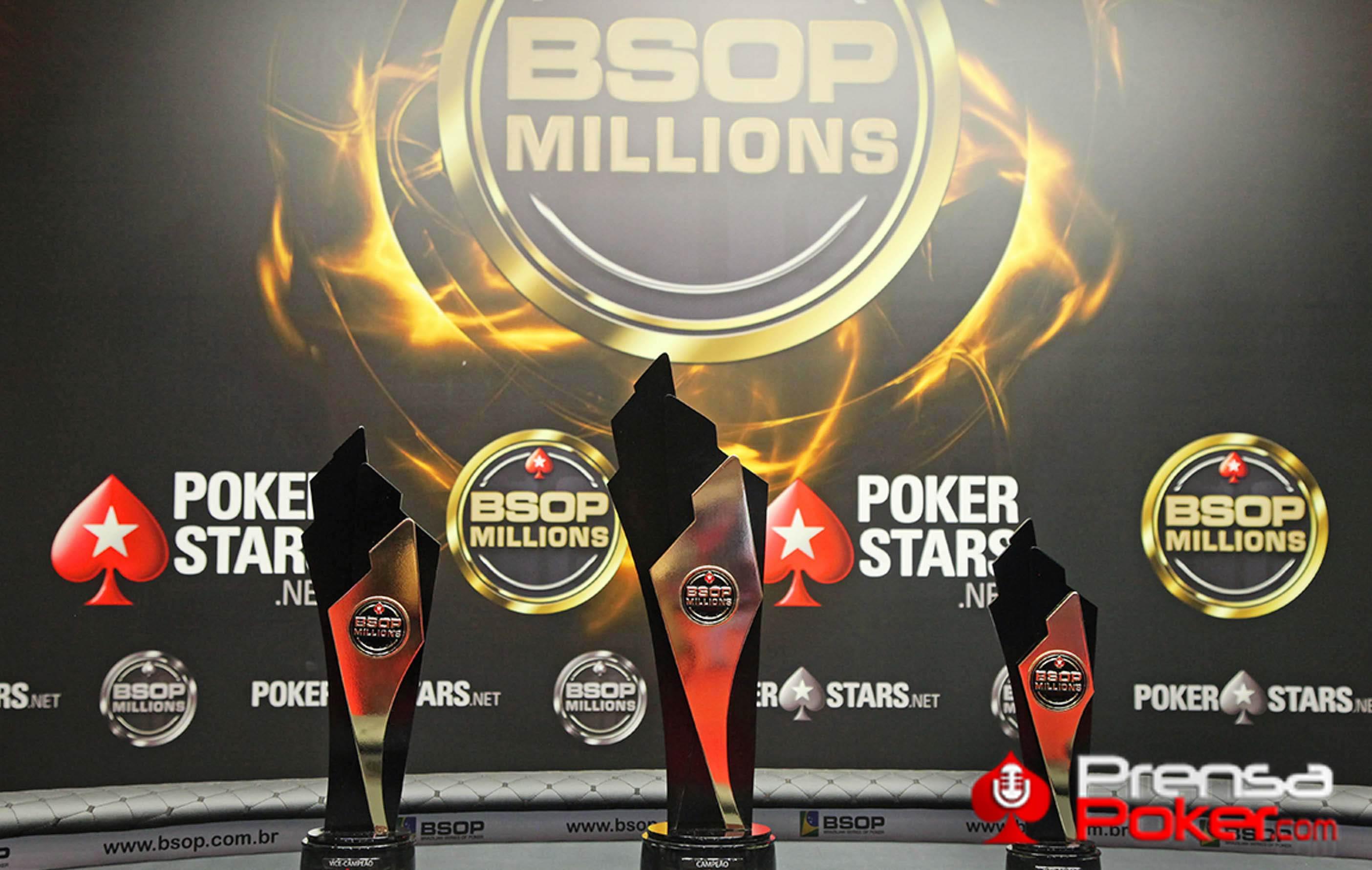 Trofeos BSOP
