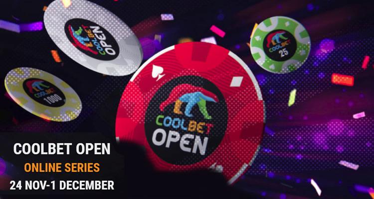 coolbet open online series