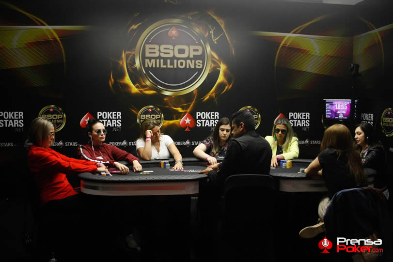 Final Table Mujeres