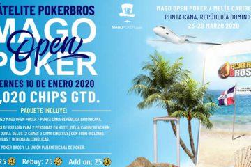 satelite mago poker open