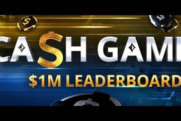 cashgame leadeboard