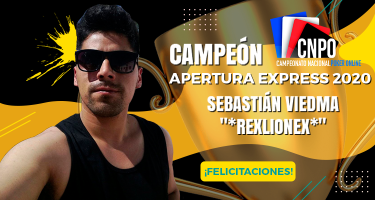 Banner campeon CNPO 2020