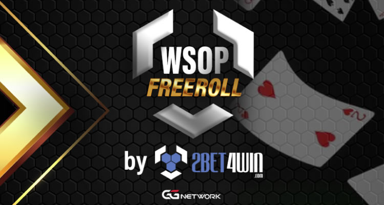 wsop freeroll