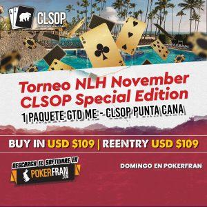 Domingo-November