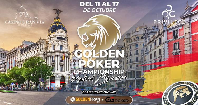 golden poker championship